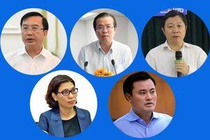 5 ủy viên Ban chấp hành Đảng bộ TP. HCM được Ban bí thư chỉ định bổ sung là ai?