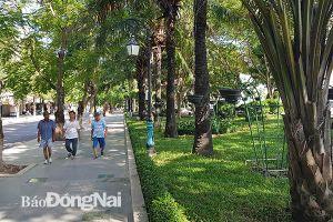 Nghiên cứu phương án mở rộng công viên Nguyễn Văn Trị