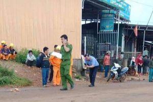 Truy tìm xe tải kéo đứt dây điện khiến 2 học sinh Đắk Nông tử vong
