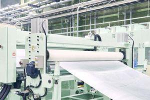 Việt Nam đã dần hoàn thiện được công nghệ sản xuất giấy in giản đồ