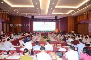 Khai mạc Hội nghị Thường trực hđnd các tỉnh, thành Đồng bằng sông Hồng và duyên hải Bắc Bộ lần thứ 7