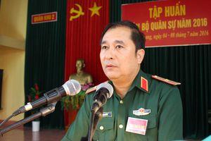 Chân dung 2 tân Phó Tổng Tham mưu trưởng Quân đội nhân dân Việt Nam