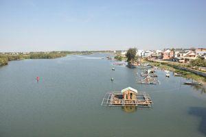 Dự án khơi thông sông Cổ Cò: Lo ngại xâm nhập mặn vào sâu đất liền