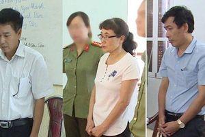 Sơn La xét xử hàng loạt cán bộ liên quan đến gian lận thi THPT Quốc gia 2018