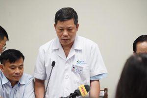 Bé 3 tuổi bị bỏ quên trên xe ở Bắc Ninh qua cơn nguy kịch, tiếp tục điều trị viêm phổi