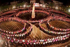 Bộ VHTT&DL đề nghị Yên Bái cân nhắc tổ chức 'Màn đại xòe Việt Nam lớn nhất thế giới'