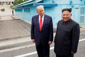 Ông Kim Jong-un gửi thư mời Tổng thống Mỹ Donald Trump thăm Bình Nhưỡng