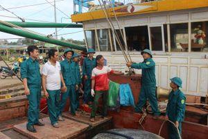 Nghĩa tình dân quân biển ở Vĩnh Linh