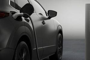 Xe điện đầu tiên của Mazda sẽ ra mắt vào tháng sau