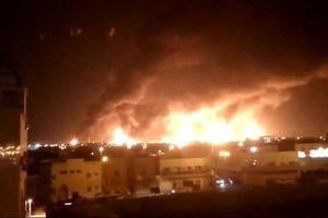 Cuộc tấn công mỏ dầu Saudi thay đổi cục diện đối đầu vùng Vịnh