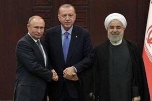 Thỏa thuận lịch sử Astana, Nga-Iran-Thổ đả kích Mỹ