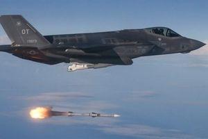 F-35 sắp đánh chặn được tên lửa hành trình như MiG-31