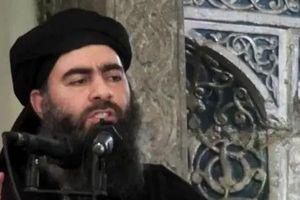 Thủ lĩnh IS al-Baghdadi bất ngờ tái xuất