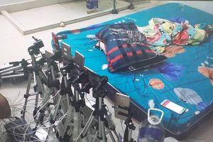 Bắt 5 người Trung Quốc sản xuất phim đồi trụy tại Đà Nẵng