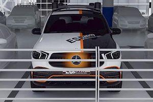 Mercedes-Benz ESF 2019 trang bị công nghệ 'tân tiến'