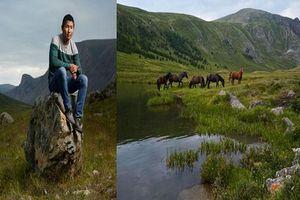 Ngạc nhiên cuộc sống người dân trên dãy núi Altai của Nga