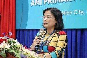 Khóa đào tạo giáo viên Montessori Casa 3-6 lần đầu tiên được tổ chức tại Việt Nam