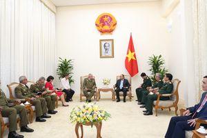Việt Nam luôn sẵn sàng giúp đỡ Cuba
