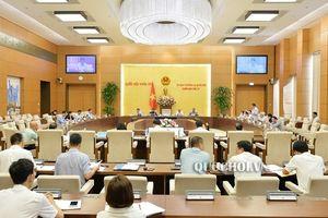 Ủy ban Thường vụ Quốc hội nghe trình dự án Luật Đầu tư theo hình thức đối tác công tư (PPP)