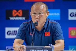 HLV Park Hang Seo nhận tin vui từ VFF