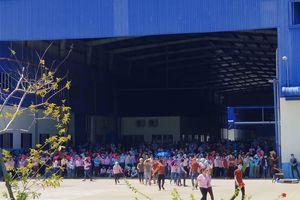 Quảng Nam: Hàng nghìn công nhân đình công vì nghi bị cho ăn cơm có... dòi