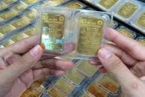 Giá vàng SJC chuyển động ngược chiều thế giới