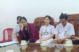 Kỷ luật ê - kíp đỡ đẻ kéo đứt đầu trẻ ở Hà Tĩnh