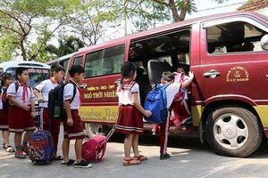 TPHCM siết chặt quản lý xe đưa đón học sinh