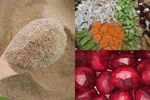 15 phút làm hạt nêm từ rau củ cực đơn giản lại giúp món ăn ngon ngọt bất ngờ