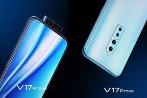 Rò rỉ hình ảnh đầu tiên của vivo V17 Pro trước khi lên kệ tại Việt Nam