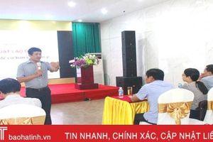 Trang bị kỹ năng giải quyết tranh chấp cho hòa giải viên lao động ở Hà Tĩnh