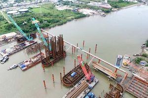 Cận mùa triều cường, TP.HCM thúc tiến độ dự án chống ngập 10.000 tỉ