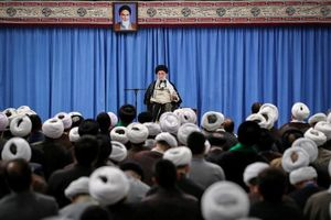 Lãnh đạo tối cao Iran: Chúng tôi không bao giờ nói chuyện với Mỹ