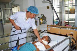 Cứu sống bệnh nhân bị áp xe trung thất nguy kịch tính mạng
