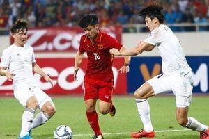 Báo Hàn Quốc muốn đội nhà gặp Việt Nam và Trung Quốc tại giải châu Á