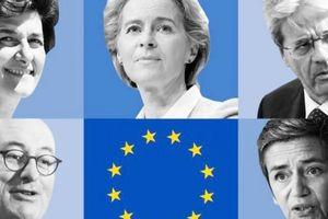 Nội các 13 nữ và 14 nam của Ủy ban châu Âu