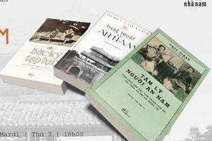 3 cuốn sách thể hiện 'Tinh túy xứ An Nam'