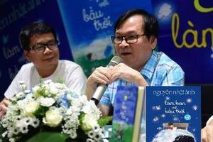Nhà văn Nguyễn Nhật Ánh ra mắt truyện mới: 'Làm bạn với bầu trời'