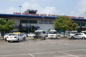 Khởi công dự án mở rộng sân bay Phú Bài ngay trong năm nay