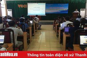 Tập huấn sử dụng phần mềm dịch vụ công trực tuyến cho cộng đồng doanh nghiệp