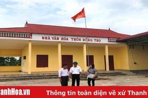 Đổi mới, nâng cao chất lượng công tác chính trị, tư tưởng ở Đảng bộ huyện Nông Cống