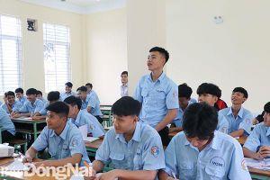 Phân luồng học sinh sau THCS: Nhiều tín hiệu vui