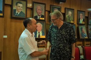 Cựu binh Mỹ sám hối về cuộc chiến ở Việt Nam
