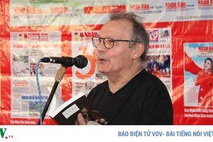 Nhà sử học Pháp ra mắt sách về Chủ tịch Hồ Chí Minh