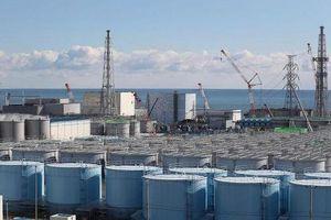 Hàn Quốc quan ngại kế hoạch xả thải nước nhiễm xạ của Nhật Bản