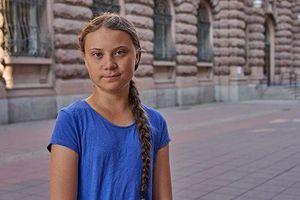 Nhà hoạt động môi trường nhỏ tuổi Thunberg trở thành Đại sứ Lương tâm