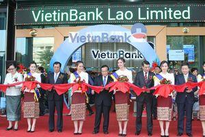 Vietinbank khai trương tòa nhà trụ sở chính Vietinbank Lào