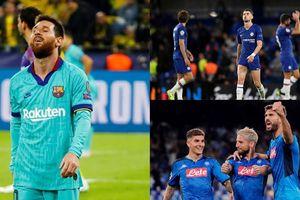 Champions League 2019/2020: Liverpool và Chelsea thất bại đau đớn