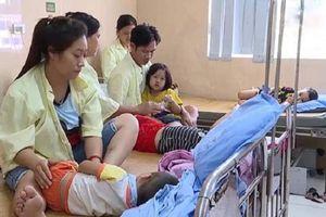 Gần 90 trẻ mầm non ở Phú Thọ nhập viện nghi do ngộ độc