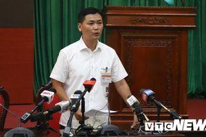 Ra thông báo khuyến cáo người dân rồi lại thu hồi sau vụ cháy Rạng Đông: Chủ tịch phường Hạ Đình lý giải